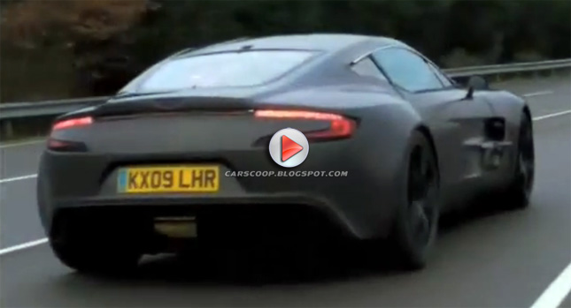 Aston Martin One 77 New Driving Footage of Aston Martins One 77 Supercar Photos Videos