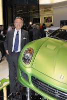 Ferrair 599 GTB Fiorano Hybrid Study 1 Ferrari Goes from Red to Green Plans to Offer Hybrid Option on all Models Photos