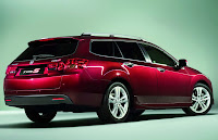 Honda Accord Tourer 00002 2011 Acura TSX Sport Wagon to be Unveiled at New York Auto Show