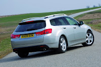 2011 Acura TSX Sport Wagon to be Unveiled at New York Auto Show