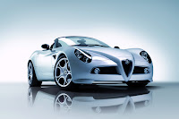 Alfa Romeo 8c Competizione 27 Malignant Rumors Alfa Romeo 4C Coming to Pebble Beach Photos