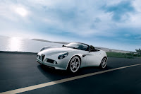 Alfa Romeo 8c Competizione 30 Malignant Rumors Alfa Romeo 4C Coming to Pebble Beach Photos