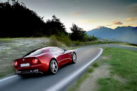 Alfa Romeo 8c Competizione 1 Malignant Rumors Alfa Romeo 4C Coming to Pebble Beach Photos