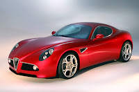 Alfa Romeo 8c Competizione 14 Malignant Rumors Alfa Romeo 4C Coming to Pebble Beach Photos