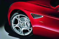 Alfa Romeo 8c Competizione 20 Malignant Rumors Alfa Romeo 4C Coming to Pebble Beach Photos