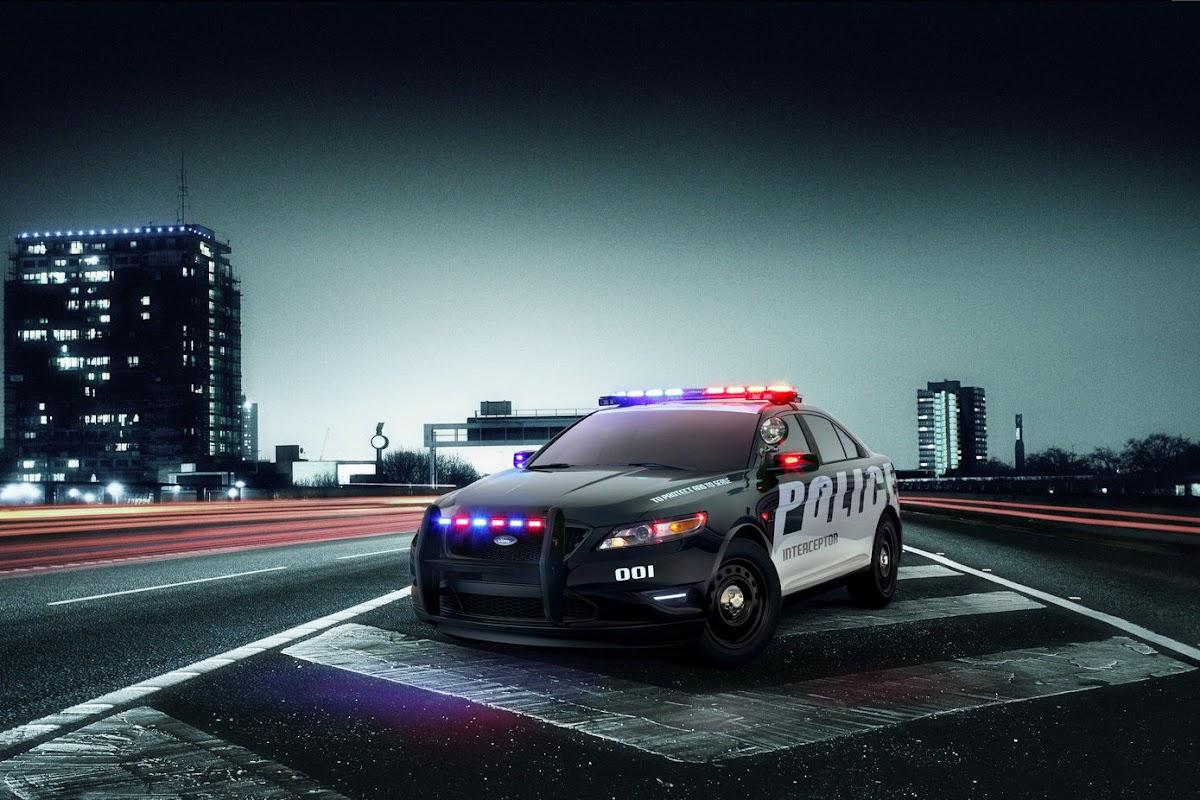 FORD TAURUS INTERCEPTOR & Smackdown: Fordu0027s Taurus Police Interceptor vs. GMu0027s Chevy Caprice PPV markmcfarlin.com