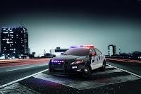 Ford Taurus Inteceptor 2 Fords Taurus Police Interceptor vs. GMs Chevy Caprice PPV