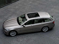 2011 BMW 5 Series Touring 3 2011 BMW 5 Series Touring photos, pictures, reviews