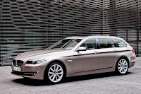 2011 BMW 5 Series Touring 14 BMW Officially Reveals the 5 Series Touring [60 High Res Photos]