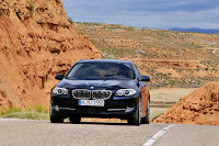 2011 BMW 5 Series Touring 35 BMW Officially Reveals the 5 Series Touring [60 High Res Photos]
