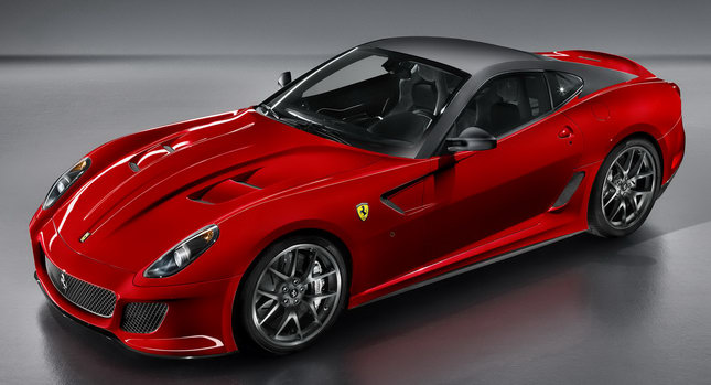Ferrari 599 GTO 0 New Ferrari 599 GTO: Maranellos Fastest Ever Road Going Model