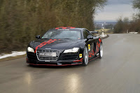 MTM Audi R8 RWD 404 MTM Rolls Out Audi R8 GT3 2 with RWD and 560 Ponies Photos