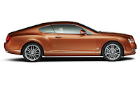 Bentley Continental GT China 2 Bentley to Launch Special edition Continental Models for China at Beijing Motor Show