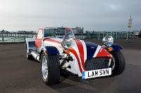 Caterham Lambretta 1 Caterham Launches Special Edition Seven Designed by Lambretta
