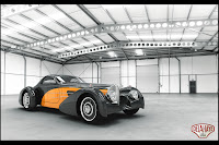 2010 Delahaye USA Bella Figura Bugnotti Type 57S 6 Pebble Beach Preview: Delahaye Bella Fugura Bugnotti 57S