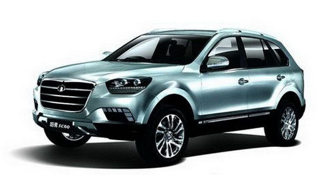 Great Wall Cars 00 Great Wall Motors Beijing Auto Show Entries