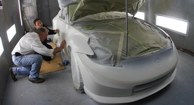 Nissan 370Z Brock 00 Brock Racing Celebrates 40th Anniversary with New BRE 370Z