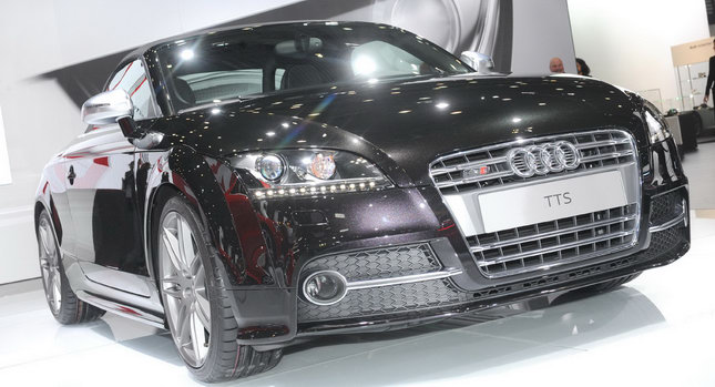2011 Audi TT FL 001 2011 Facelifted Audi TT photos,2011 Facelifted Audi TT review