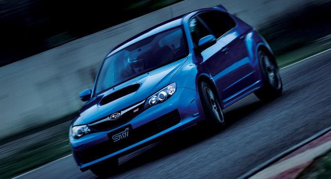 Suzuki Impreza STI C 8 Subaru Impreza WRX STI Spec C Homologated for FIA Group N