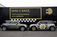 MINI E RACE Ring 6 VIDEO: All Electric MINI E Laps the Nurburgring Circuit in Under 10 Minutes