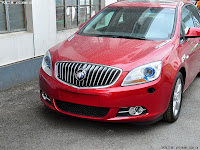 2011 Buick Excelle 03 New Buick Excelle Compact Sedan Scooped Totally Undisguised