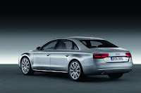 2011 Audi A8 L W12 14 New Audi A8 L with Long Wheelbase and 500HP 6.3 liter W12
