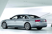 2011 Audi A8 L W12 11 New Audi A8 L with Long Wheelbase and 500HP 6.3 liter W12