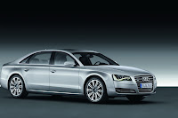 2011 Audi A8 L W12 13 New Audi A8 L with Long Wheelbase and 500HP 6.3 liter W12
