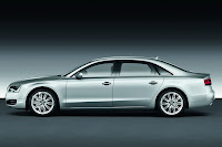2011 Audi A8 L W12 15 New Audi A8 L with Long Wheelbase and 500HP 6.3 liter W12