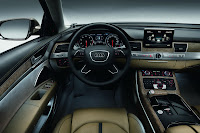 2011 Audi A8 L W12 27 New Audi A8 L with Long Wheelbase and 500HP 6.3 liter W12