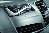 2011 Audi A8 L W12 56 New Audi A8 L with Long Wheelbase and 500HP 6.3 liter W12