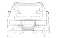 Chevrolet Volt Minivan 6 GM Readying Chevrolet Volt esque Extended Range Electric Minivan? Official Patent Designs