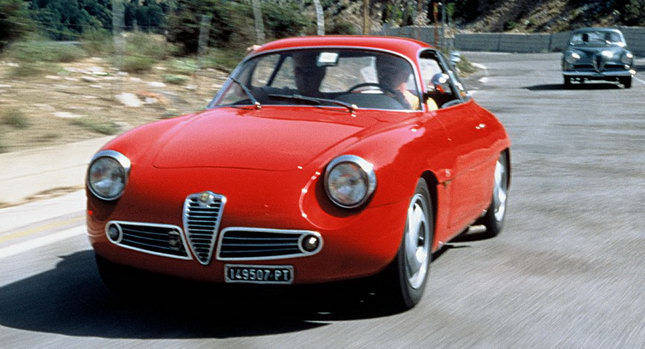Alfa Romeo Classics 001 Alfa Romeo to Stage Centenary Rally Event at Milan in June