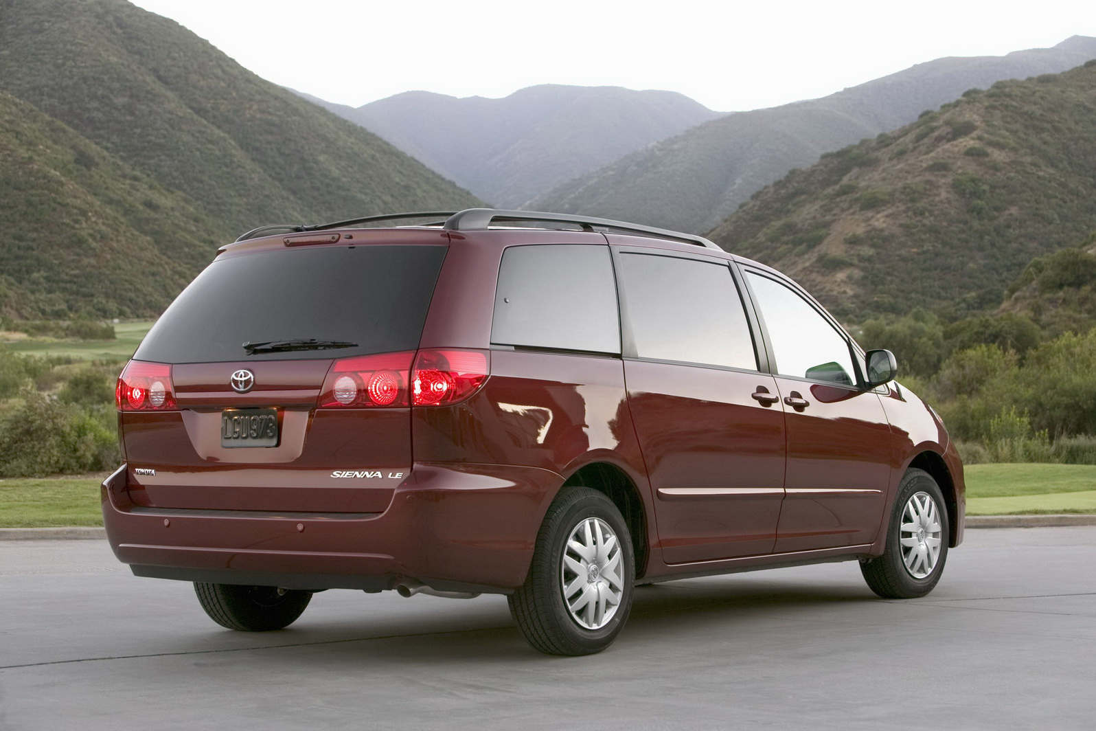 Elegant  Toyota Announces Voluntary Safety Recall On 19982010 Sienna Minivans