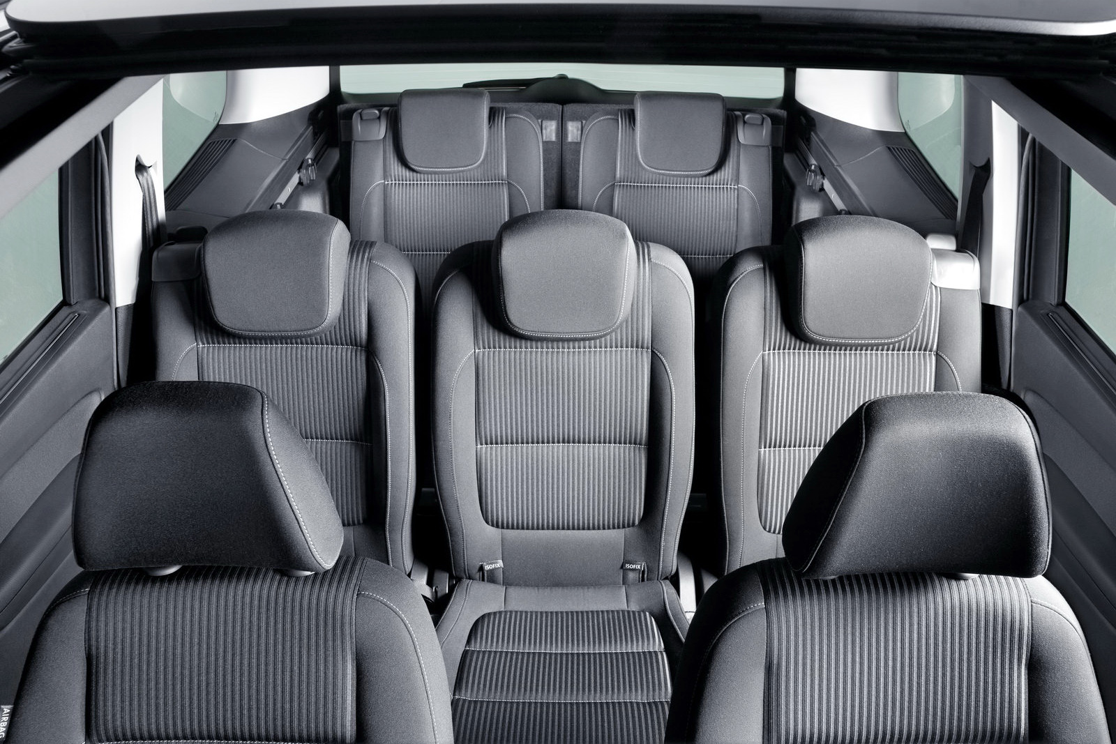 new seat alhambra mpv vw sharan 39 s twin brother officially revealed carscoops. Black Bedroom Furniture Sets. Home Design Ideas