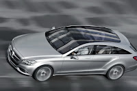 Mercedes Benz CLS Shooting Brake Seen On  www.coolpicturegallery.us