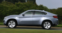 BMW X Series 004 Thanks a lot, X6: BMW is Contemplating a Smaller X4 Crossover