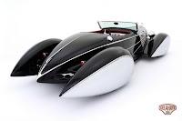 Delahaye Bugnotti Type 57S Roadster 7 Bound for Gotham City: Bugatti and Delahaye Hybrid Bugnotti Type 57S Roadster