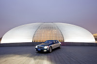 2011 Maybach 14 Beijing Auto Show: Maybachs Face lifted Offerings