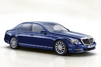2011 Maybach 31 Beijing Auto Show: Maybachs Face lifted Offerings