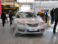 BAW C60 Saab 9 3 13 Chinas BAW Redoes the Saab 9 3: New C60 Sedan Snagged Ahead of Beijing Show