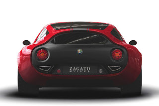 Zagato Alfa Romeo TZ3 Corsa 3 New Photos of Zagatos One Off Alfa Romeo TZ3 Corsa