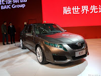 BAW C71 Saab 9 5 2 China Made Saab 9 5 by BAW: First Photos and Video