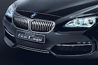 BMW Concept Gran Coupe 14  BMW Gran Coupé Concept Coming with 6 Series Badge in 2012 Photos