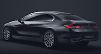 BMW Concept Gran Coupe 002 BMW Concept Gran Coupe: Beijing Show Debut for Mercedes CLS and Porsche Panamera Rival