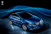Honda Li Nian Everus 4 Beijing 2010: Honda Introduces Li Nian Everus Concept Sedan