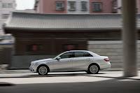 Mercedes E Class LWB 11 Its Bigger!: Mercedes Benz Launches E Class LWB in Beijing
