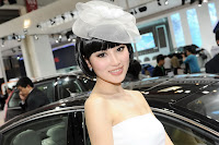 2010 China Motor Show Babes 031 Babes from the 2010 Beijing Motor Show