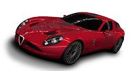 Zagato Alfa TZ3 Corsa 1 Zagato Alfa Romeo TZ3 Corsa Official Specs and Photo Gallery from Villa DEste Photos