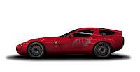 Zagato Alfa TZ3 Corsa 6 Zagato Alfa Romeo TZ3 Corsa Official Specs and Photo Gallery from Villa DEste Photos